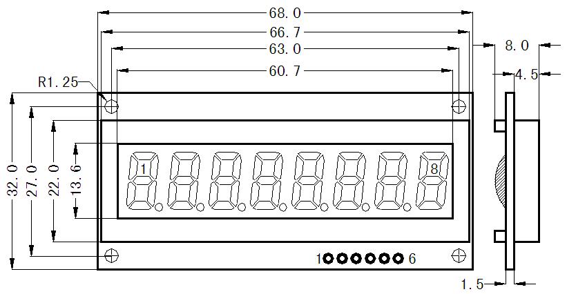 D2PAK Tube 2+Tab Trans MOSFET N-CH 60V 110A 3-Pin 25 Items IRFS7540PBF