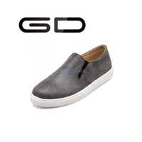 GD stylish classics colors comfortable thick bottom breathable flat shoes for ladies