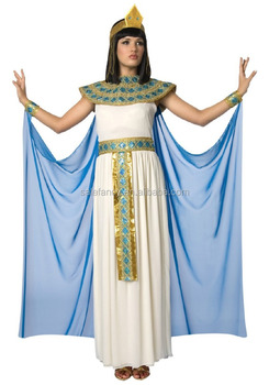 Cleopatra Nice Smart Women Female Indian Halloween Costumes Party Costume  Large Qawc 8712   Buy Cleopatra Costume,Halloween Costumes,Women Costume ...