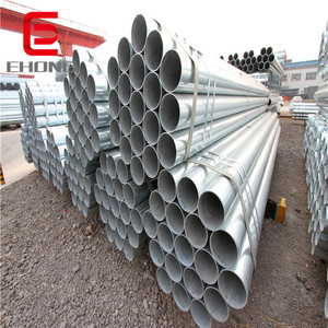 pre galvanized steel tube china factory ! schedule 20 q235 steel gi pipe price list/ 3/4 inch pipe galvanized