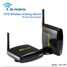 Pakite 2.4GHz Digital STB Wireless AV Sender and Receiver Excellent Quality PAT-240