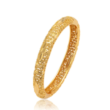 52392 Groothandel Mode-sieraden 24 K Gold Plated Fashion Bangle, Modellen <span class=keywords><strong>Messing</strong></span> Bangle <span class=keywords><strong>Armband</strong></span>