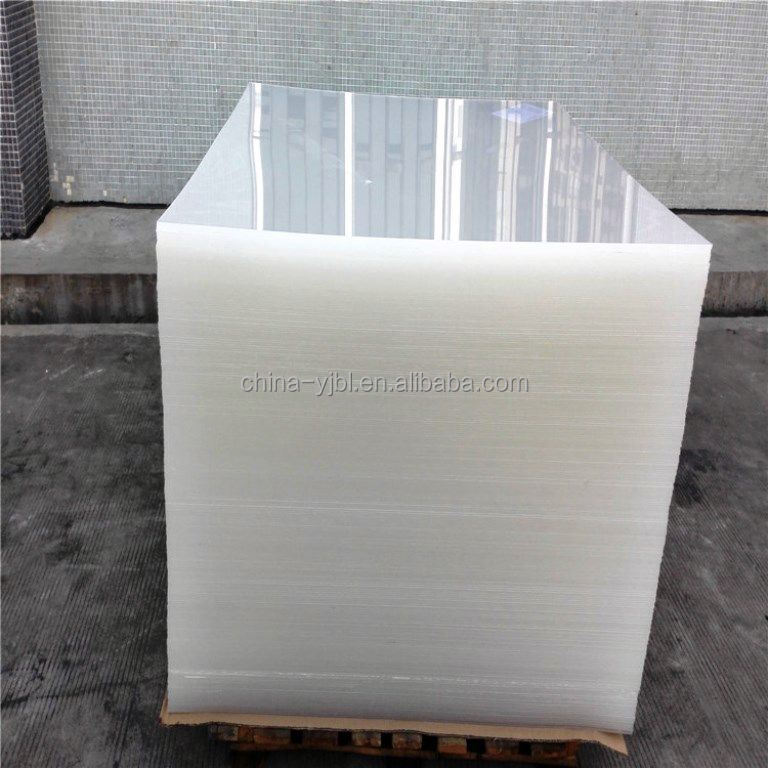 2016 SANXING 100mm thick clear acrylic sheet