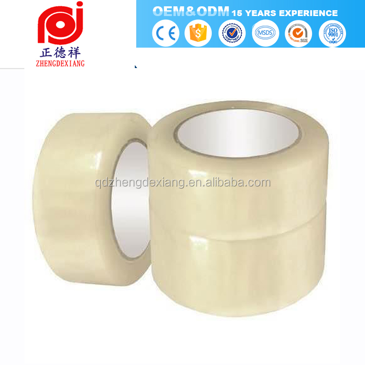 Voorzichtigheid cartoon verpakking handvat cellulose cellotape carrier tapijt binding rand cellofaan naden tape lowes roll