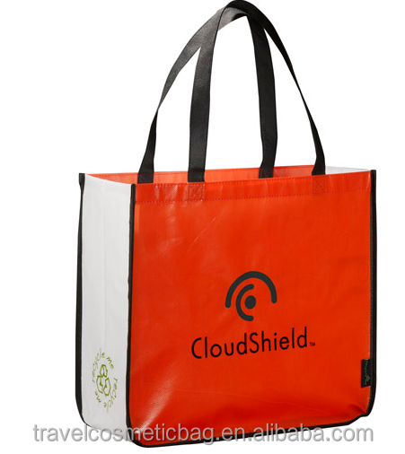 Eco-friendly recyclable used pp woven bag