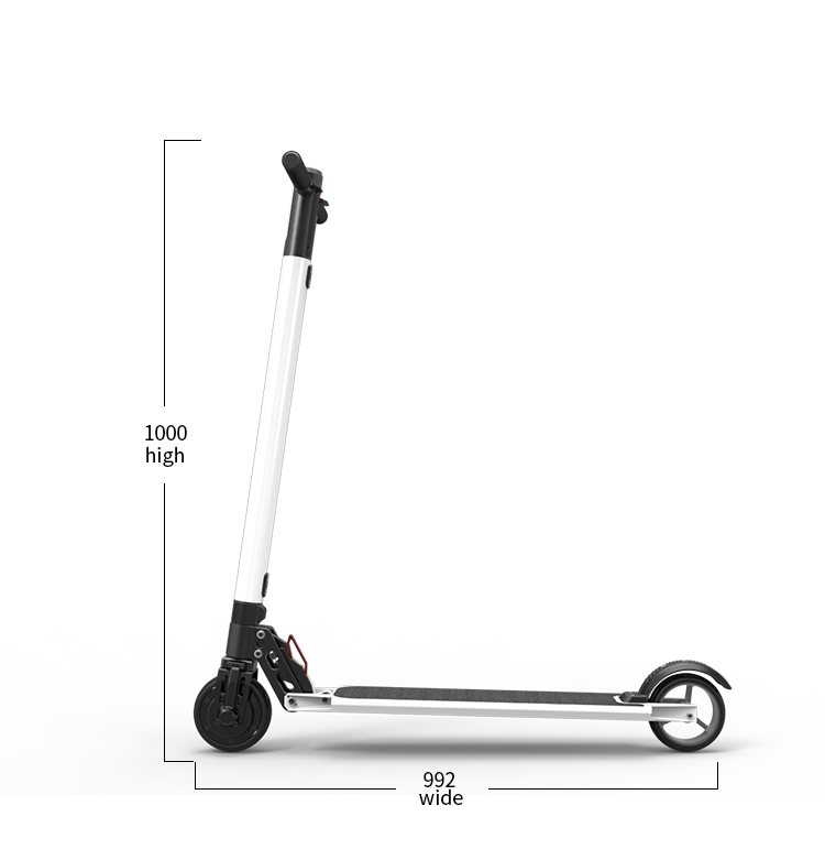 2017 New Hot Sale Electric Motorcycle Mobility Scooter 1000w 2000W Electric Kick Scooter
