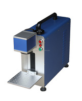 high quality mini metal laser engraver/laser printing machine for metal