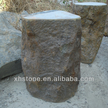 Natural Shape Garden Stone Stool Hot Sale