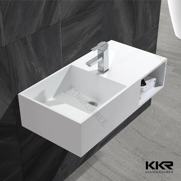 Lavatório de pedra artificial banheirovaso sanitário modernoPias para banhe -> Lavatorio Banheiro Moderno