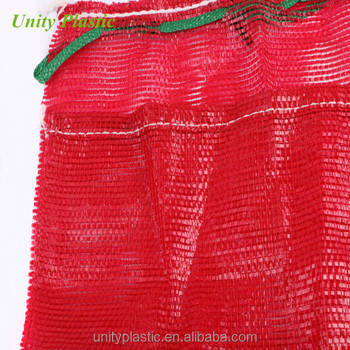 Poly Mesh Bags 20kg Onion Bag For Vegetable Ng Product On Alibaba