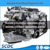 Nisan ZD30 diesel engine for vehicle