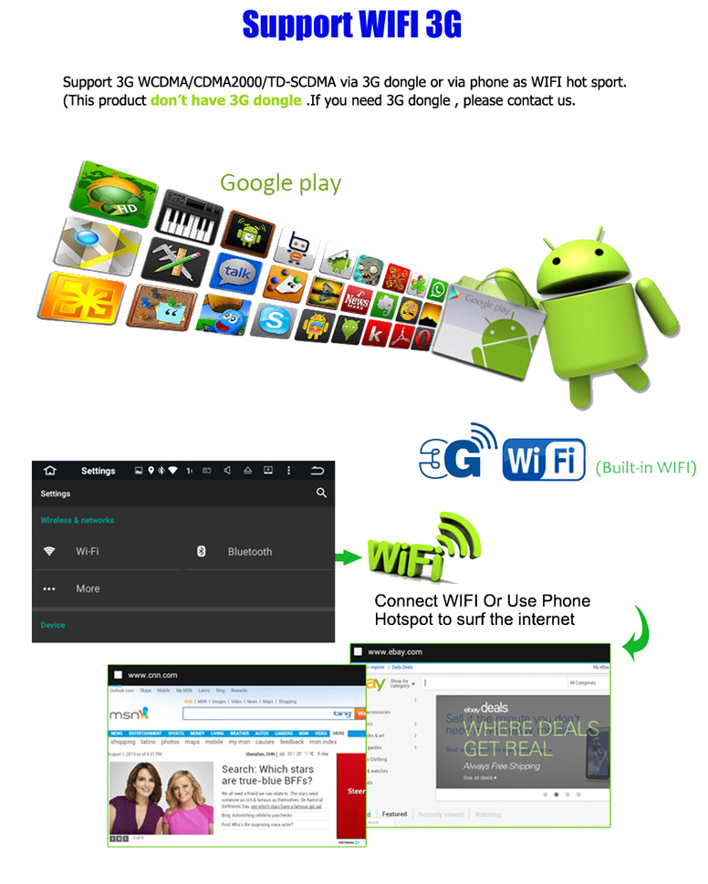 Krando Android 6.0 10.1