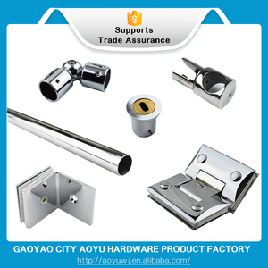 Hardware Suspended Gate Hinges For Glass Hanging Sliding Door Roller