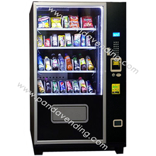 Hot Sale Small Snack and Drink Combo Vending Machine (KM408/G432)
