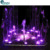 2015 computerized irregular shape music dancing fountain and Water Features