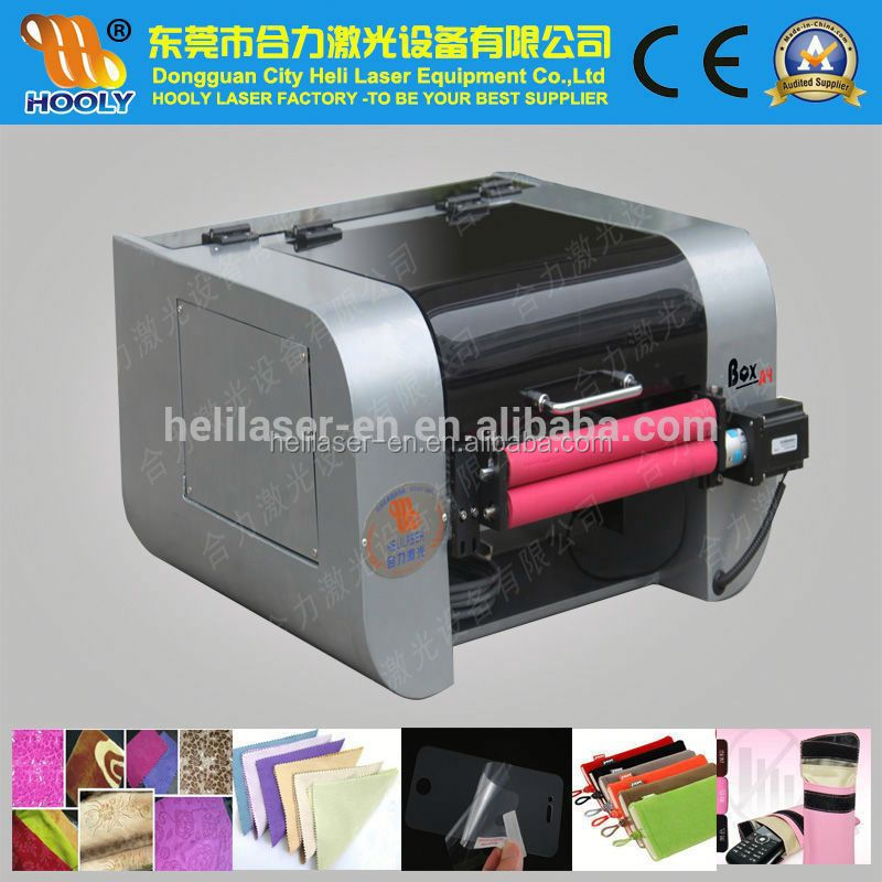 Paper cutting small laser beam machine