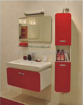 mirror red lacquer bathroom cabinet buy red lacquer bathroom cabinet