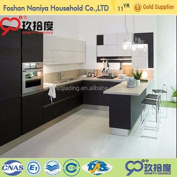 Hot Selling Waterproof MDF Mini Kitchen Wonder With Modular Kitchen  Cabinets Prices In Kerala