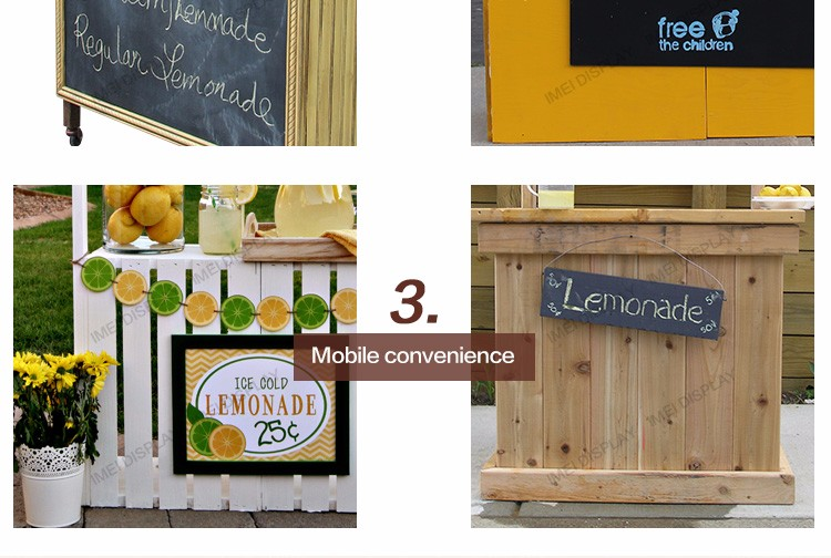 New design Inflatable Lemonade Booth Stand for Advertising