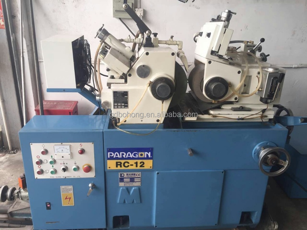 cheapest used Taiwanese PARAGON RC-12 centerless grinding machine of 2014/ suitable for aeronautical parts/ precision bearing