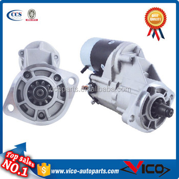 24v Starter Motor For Isuzu 4bg1 4bg1t Engine 8-97220-297-1 8 ...