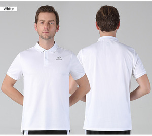 Unique Design Color Combination Men Sportswear Polo T Shirt
