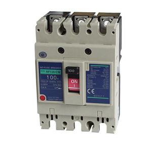 China made MCCB similar with Mitsubishi NF-CW MCCB moulded case electrical circuit breaker Air circuit Breaker