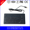 IP68 waterproof medical silicone keyboard with 12 function keys