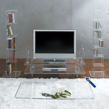 Tv Table With Floor Standing Dispany Holder Furniture Buy Mordern