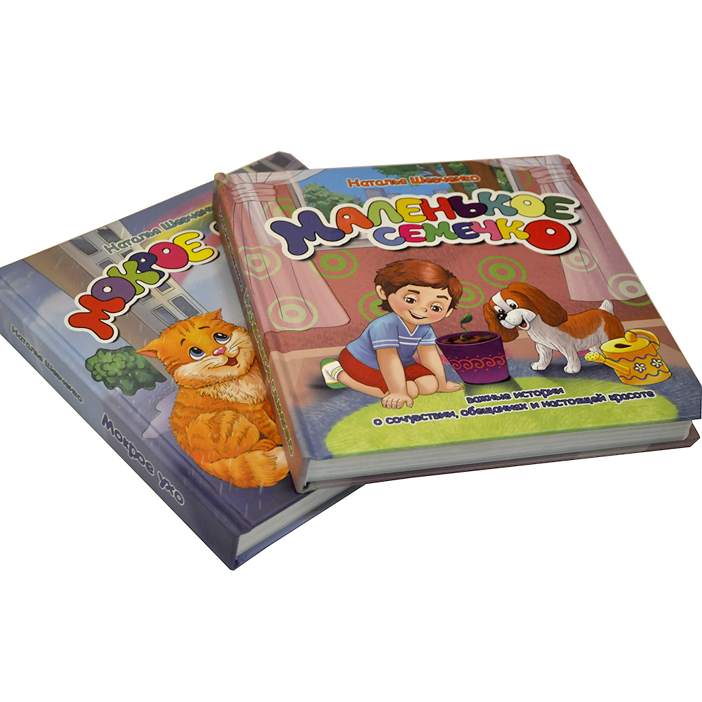 professional top quality customized board books printing factory
