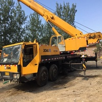 High Performance Used XCMG 130 ton Truck Crane QY130K, Chinese All Terrain Truck Crane For Sale