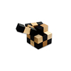 Adult/Kids/Children DIY 3D Cube Brilliant Intelligence Brain Teaser Educational Funny Wooden Toy Chinese 3x3 Puzzle Complex Cube