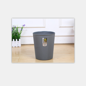 2017 hot selling New products household and industrial round waste plastic dust bin