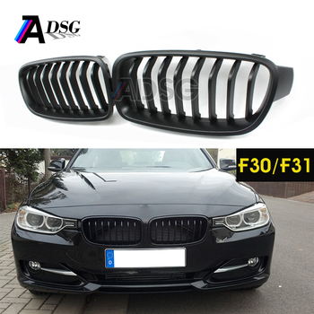 Matte Black Performance Front Grill For Bmw F30 F31 Buy F30