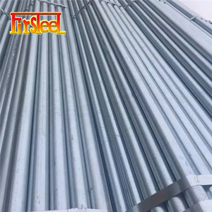 Reasonable price electrical gi conduit pipes to malaysia