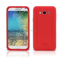android phone silicone case for samsung galaxy e7 cover