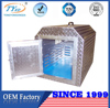 High quality custom dog kennel for back of truck