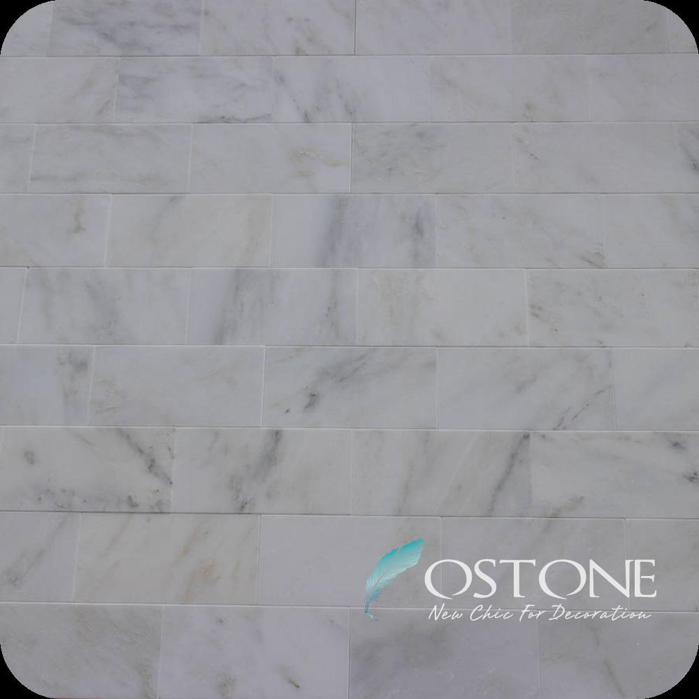 Oriental White Marble Carrara