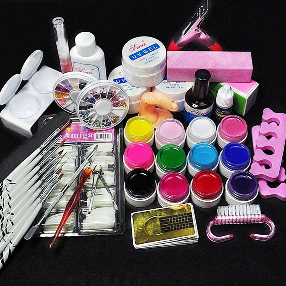 Outstanding Full Nail Art Kit Image - Nail Art Ideas - morihati.com