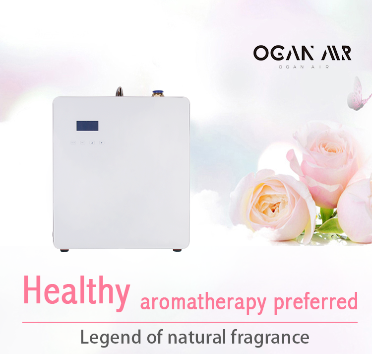 Competitive price electric HVAC 5000 CBM for hotel lobby room fragrance diffuser hotel aroma scent diffuser machine professional