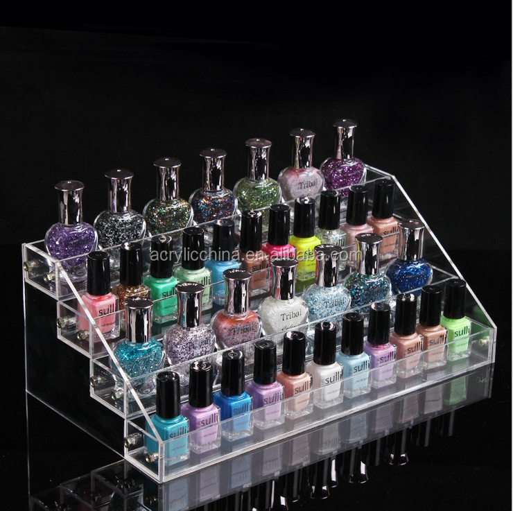 High quality display acrylic,acrylic essential oil display stand