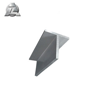 China Factory Standard Extruded Aluminum T Channel