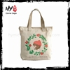 New design blank cotton tote bags made in China