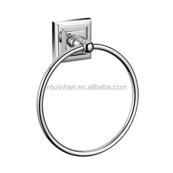 Australia Standard Wholesale Sleek Morden Contemporary Bathroom Hardware  Hotel Balfour Towel Ring Suspension Fitting   Buy Metal Bath Accessories ...