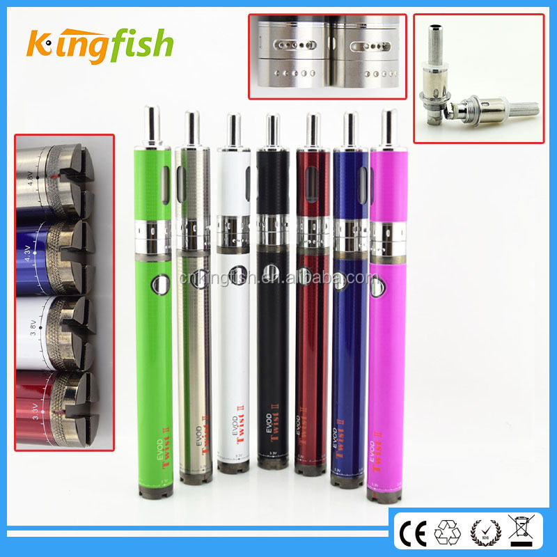 New product 1.5ohm atomizer da vinci with 6 colors