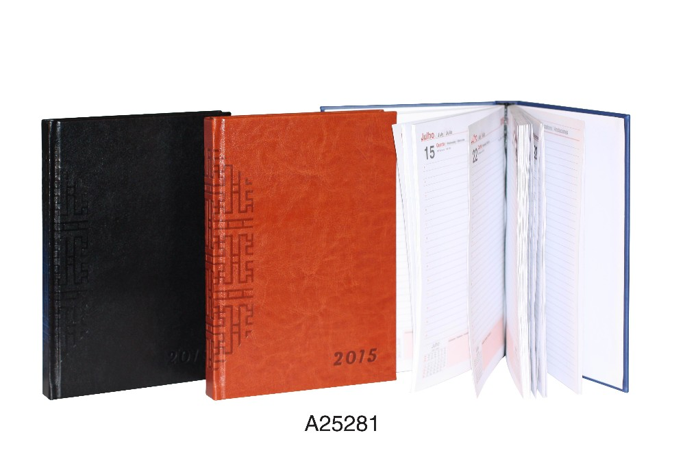 promotion gift a5 size hardcover business dairy notebook
