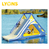 inflatable water park slide water toys giant water park for adults