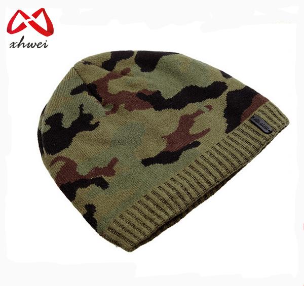 c28502d69 Army Winter Beanie Hat Custom Green Camo Beanie Cap - Buy Camo Army Beanie  Cap,Camo Skull Cap,Beanie Skull Cap Product on Alibaba.com