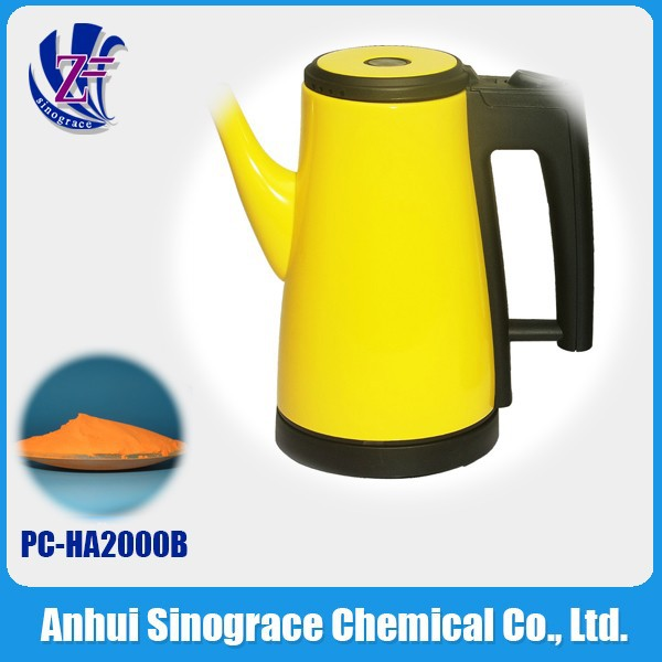 Heat Resistant Powder Coatings Paint For Home Appliance