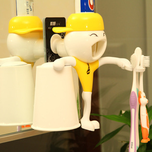 Automatic magic toothpaste dispenser cheap novelty gift